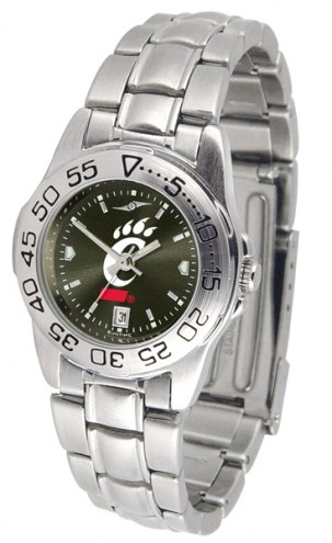 Cincinnati Bearcats Sport Steel AnoChrome Women's Watch