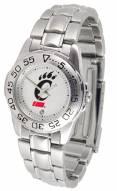 Cincinnati Bearcats Sport Steel Women's Watch