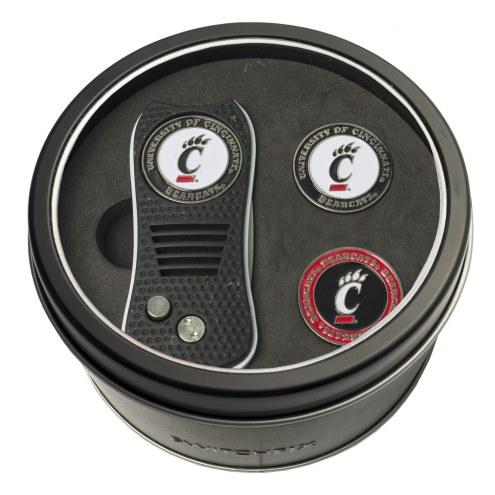 Cincinnati Bearcats Switchfix Golf Divot Tool & Ball Markers