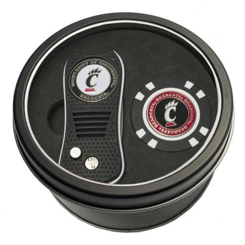 Cincinnati Bearcats Switchfix Golf Divot Tool & Chip