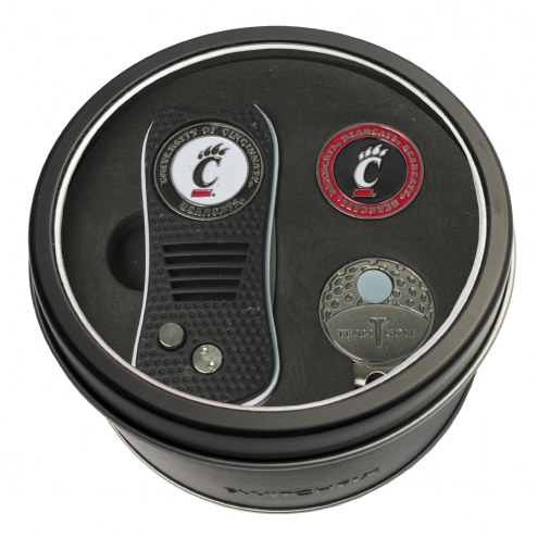 Cincinnati Bearcats Switchfix Golf Divot Tool, Hat Clip, & Ball Marker