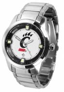 Cincinnati Bearcats Titan Steel Men's Watch