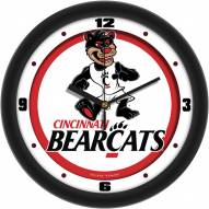 Cincinnati Bearcats Traditional Wall Clock