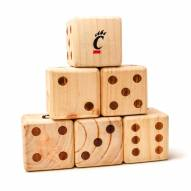 Cincinnati Bearcats Yard Dice