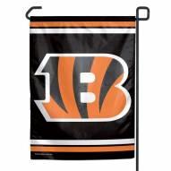"""Cincinnati Bengals 11"""" x 15"""" Garden Flag"""
