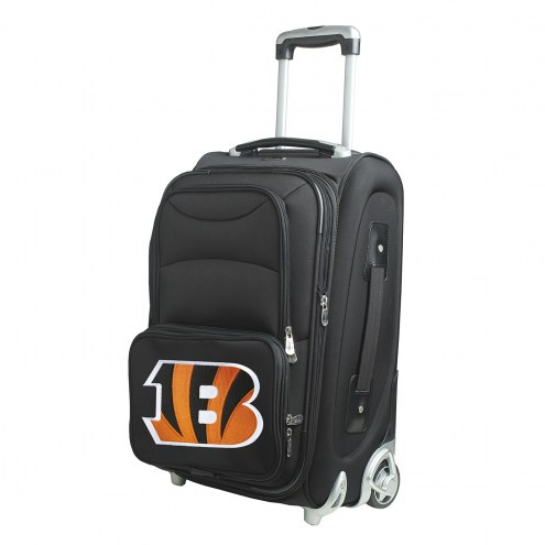 "Cincinnati Bengals 21"" Carry-On Luggage"