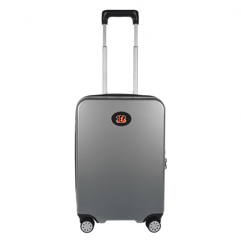 "Cincinnati Bengals 22"" Hardcase Luggage Carry-on Spinner"