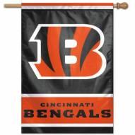"""Cincinnati Bengals 27"""" x 37"""" Banner"""