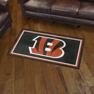 Cincinnati Bengals 3' x 5' Area Rug