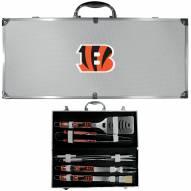 Cincinnati Bengals 8 Piece Tailgater BBQ Set