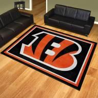 Cincinnati Bengals 8' x 10' Area Rug