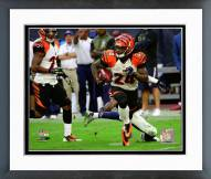 Cincinnati Bengals Adam Jones Action Framed Photo