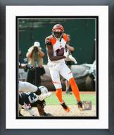 Cincinnati Bengals A.J. Green Action Framed Photo
