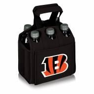 Cincinnati Bengals Black Six Pack Cooler Tote