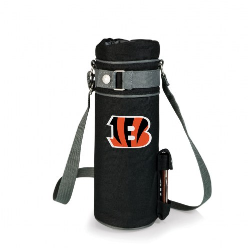 Cincinnati Bengals Black Wine Sack