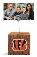 Cincinnati Bengals Block Spiral Photo Holder