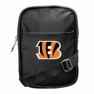 Cincinnati Bengals Camera Crossbody Bag