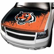 Cincinnati Bengals Car Hood Cover