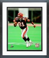 Cincinnati Bengals Carl Pickens Action Framed Photo