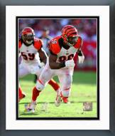 Cincinnati Bengals Carlos Dunlap Action Framed Photo