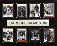 "Cincinnati Bengals Carson Palmer 12"" x 15"" Card Plaque"