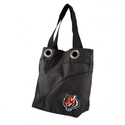 Cincinnati Bengals Color Sheen Tote Bag