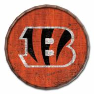"Cincinnati Bengals Cracked Color 16"" Barrel Top"