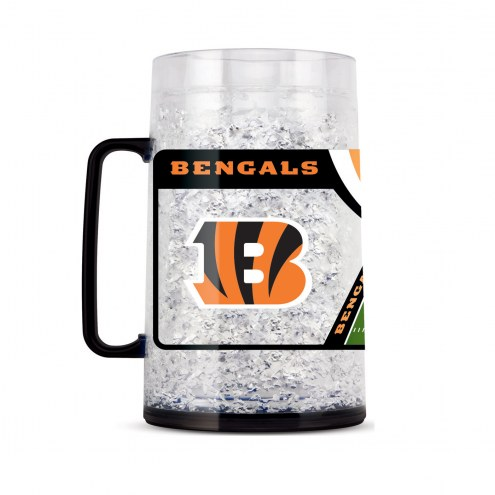 Cincinnati Bengals Crystal Freezer Monster Mug