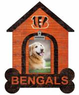 Cincinnati Bengals Dog Bone House Clip Frame