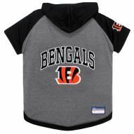 Cincinnati Bengals Dog Hoodie Tee