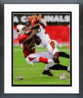 Cincinnati Bengals Dre Kirkpatrick Action Framed Photo