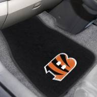 Cincinnati Bengals Embroidered Car Mats