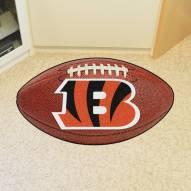 Cincinnati Bengals Football Floor Mat