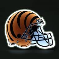 Cincinnati Bengals Football Helmet LED Lamp