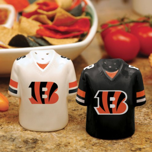 Cincinnati Bengals Gameday Salt and Pepper Shakers