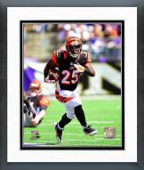 Cincinnati Bengals Giovani Bernard Action Framed Photo