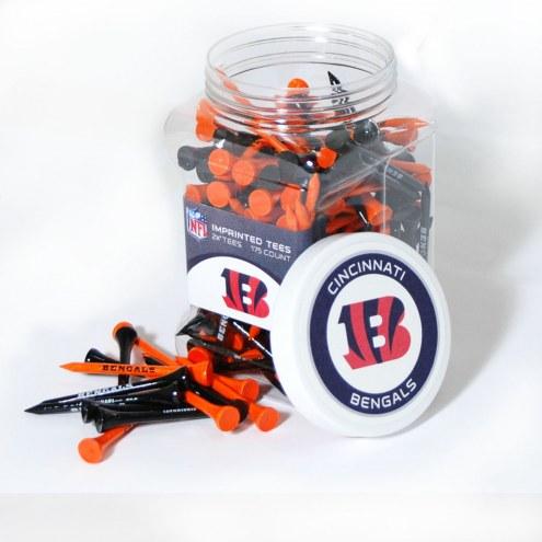 Cincinnati Bengals 175 Golf Tee Jar