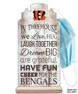 Cincinnati Bengals In This House Mask Holder