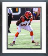 Cincinnati Bengals Josh Shaw Action Framed Photo