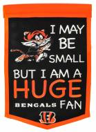 Cincinnati Bengals Lil Fan Traditions Banner