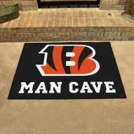 Cincinnati Bengals Man Cave All-Star Rug