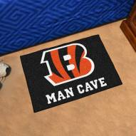 Cincinnati Bengals Man Cave Starter Mat