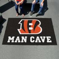 Cincinnati Bengals Man Cave Ulti-Mat Rug