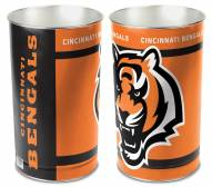 Cincinnati Bengals Metal Wastebasket