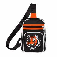 Cincinnati Bengals Mini Cross Sling Bag