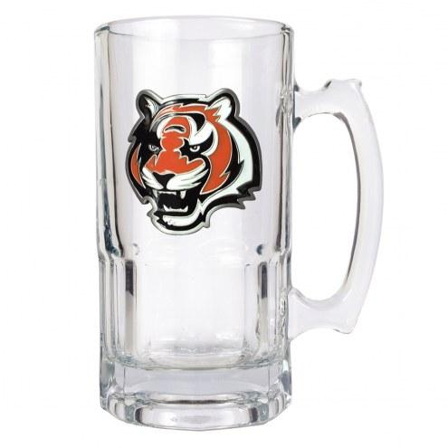 Cincinnati Bengals NFL 1 Liter Glass Macho Mug