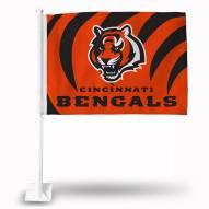 Cincinnati Bengals NFL Car Flag