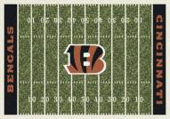 Cincinnati Bengals NFL Home Field Area Rug