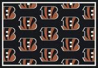 Cincinnati Bengals NFL Repeat Area Rug