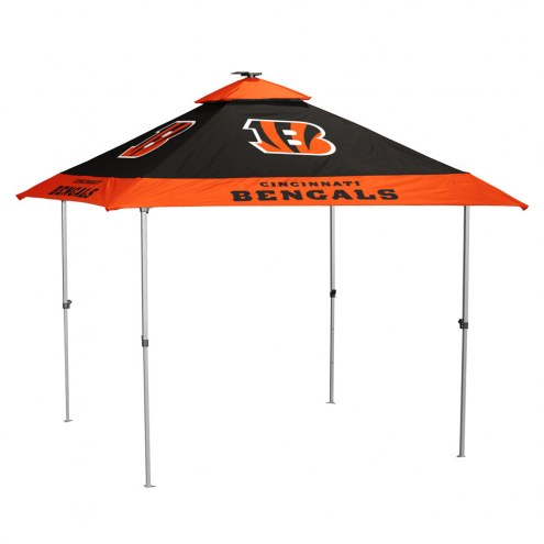 Cincinnati Bengals Pagoda Tent with Lights